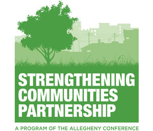 STRENGTHENING COMMUNITIES PARTNERSHIP logo