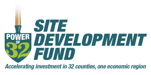 p32 site development fund logo